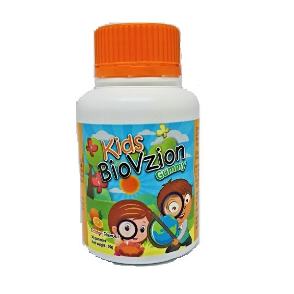 Kids BioVzion Gummy 30s Image