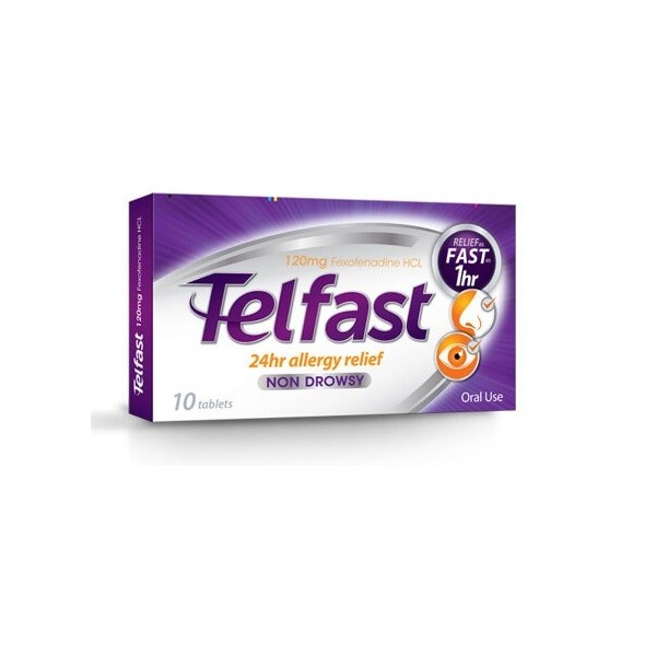 Telfast price