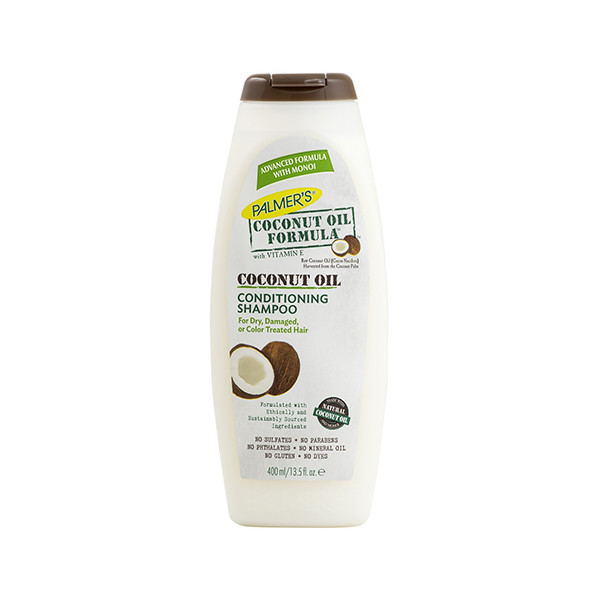 Image result for PALMER SHAMPOO COCONUT OIL CONDITIONING 400ML